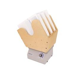 FE 402P3 Three-Bin Paper Jogger